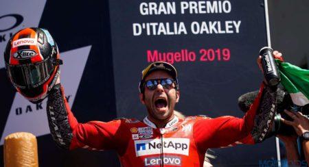 Danilo Petrucci Mugello