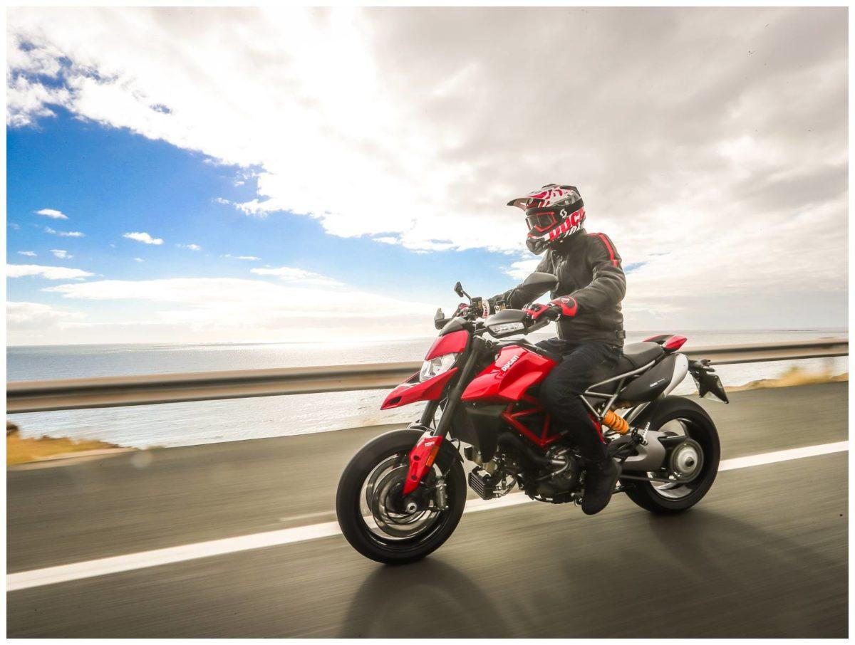 Ducati HyperMotard 2