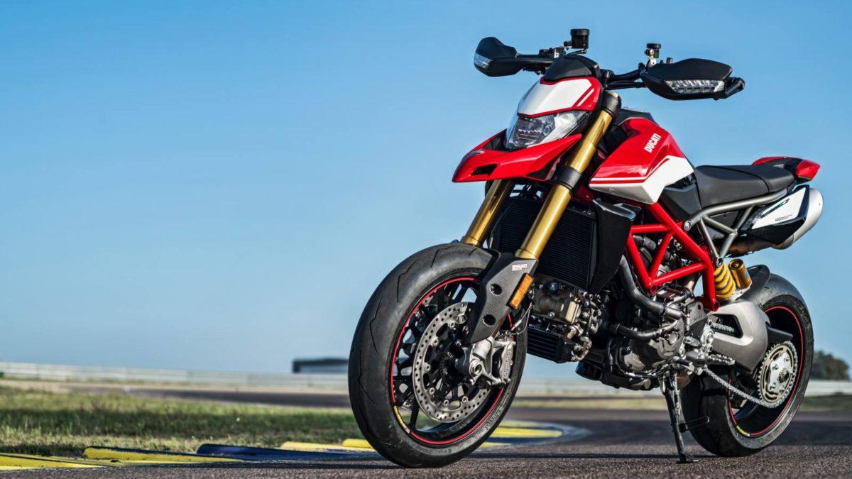 Ducati Hypermotard 950 India