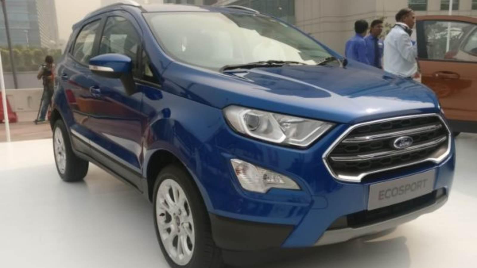 My 2019 Ford Ecosport Price List Revealed Range Now Starts