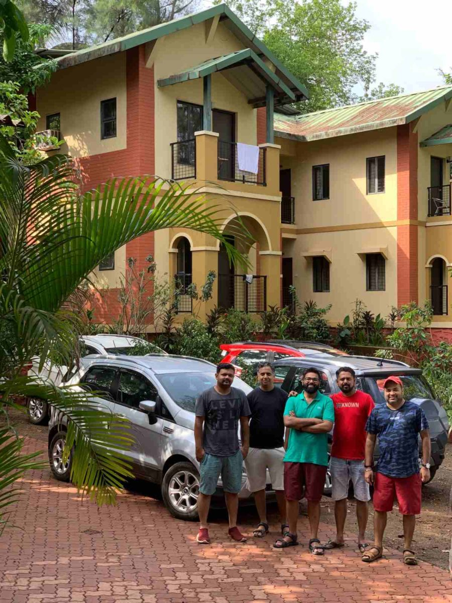 Ford Owners Group Meetup West Chapter Khopoli
