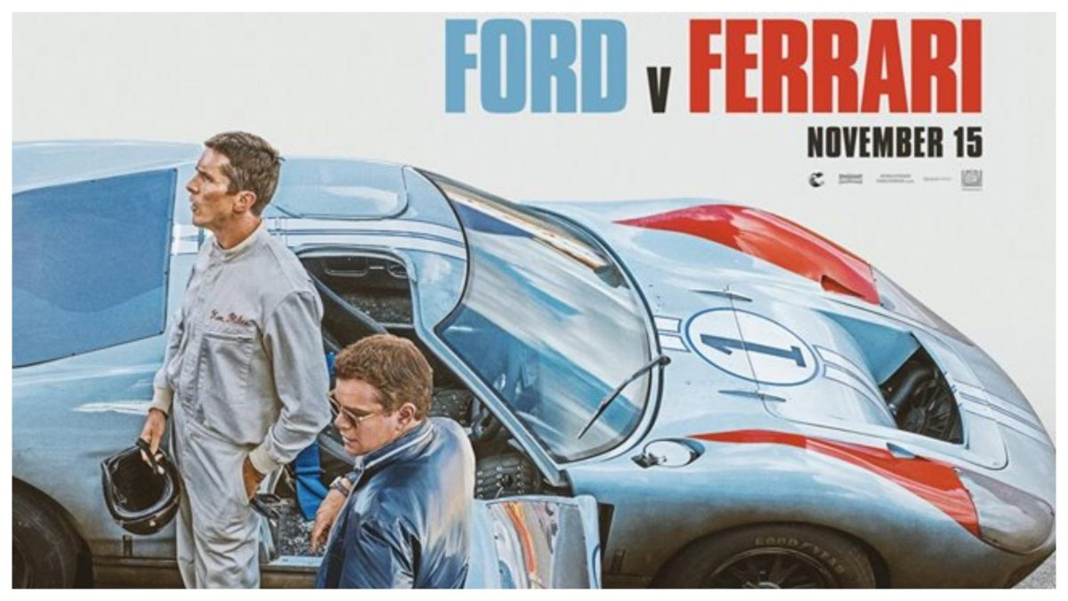 Ford vs ferrari 1