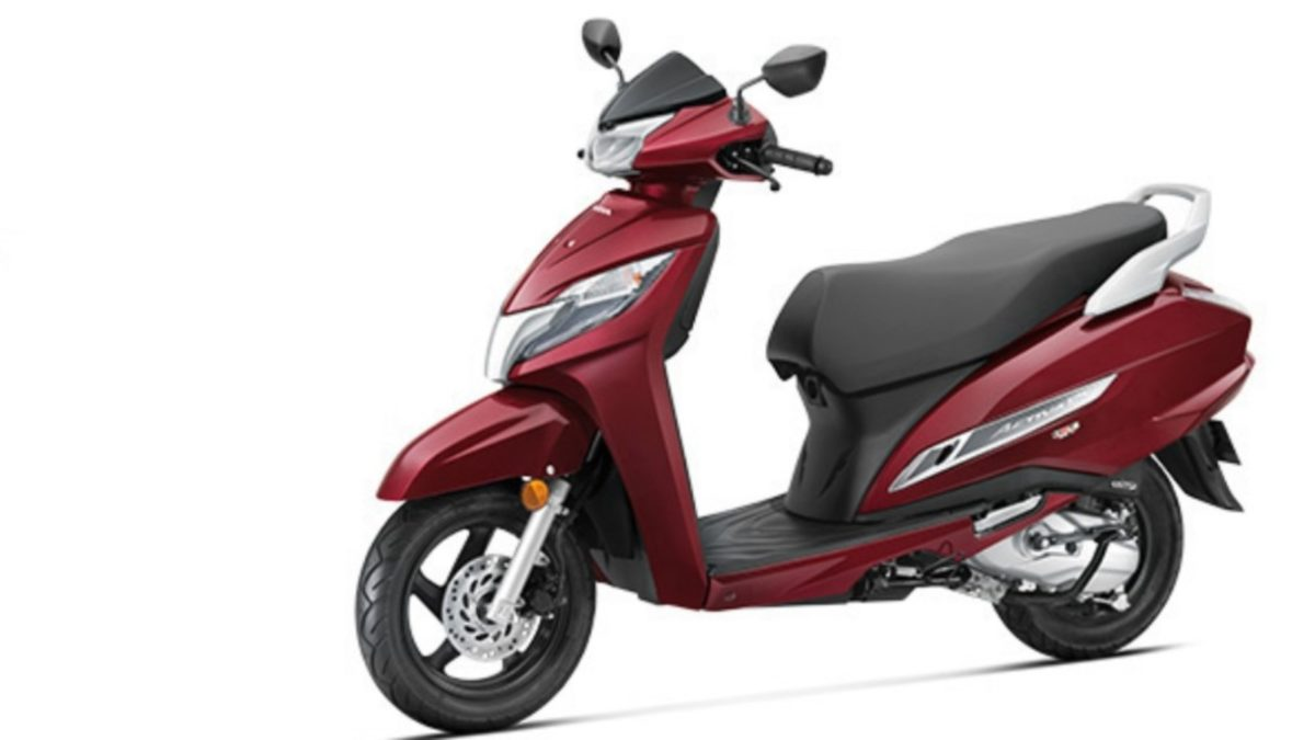 Honda Activa 125 Fi launched side featured