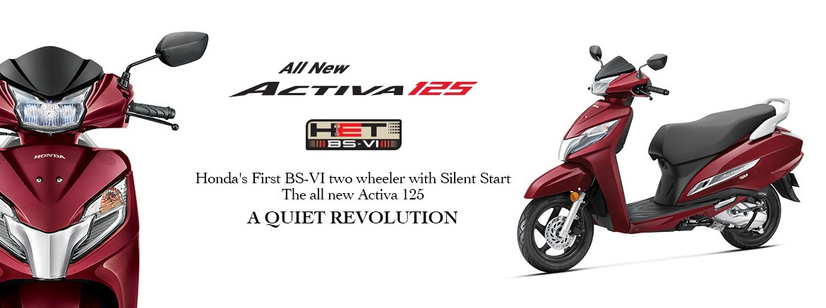 Honda Activa 125 Fi unveiled for India