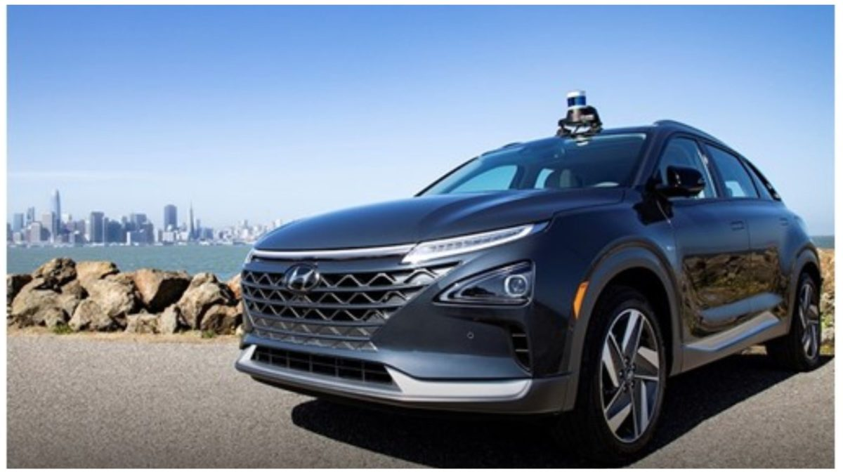 Hyundai and Kia invest in aurora
