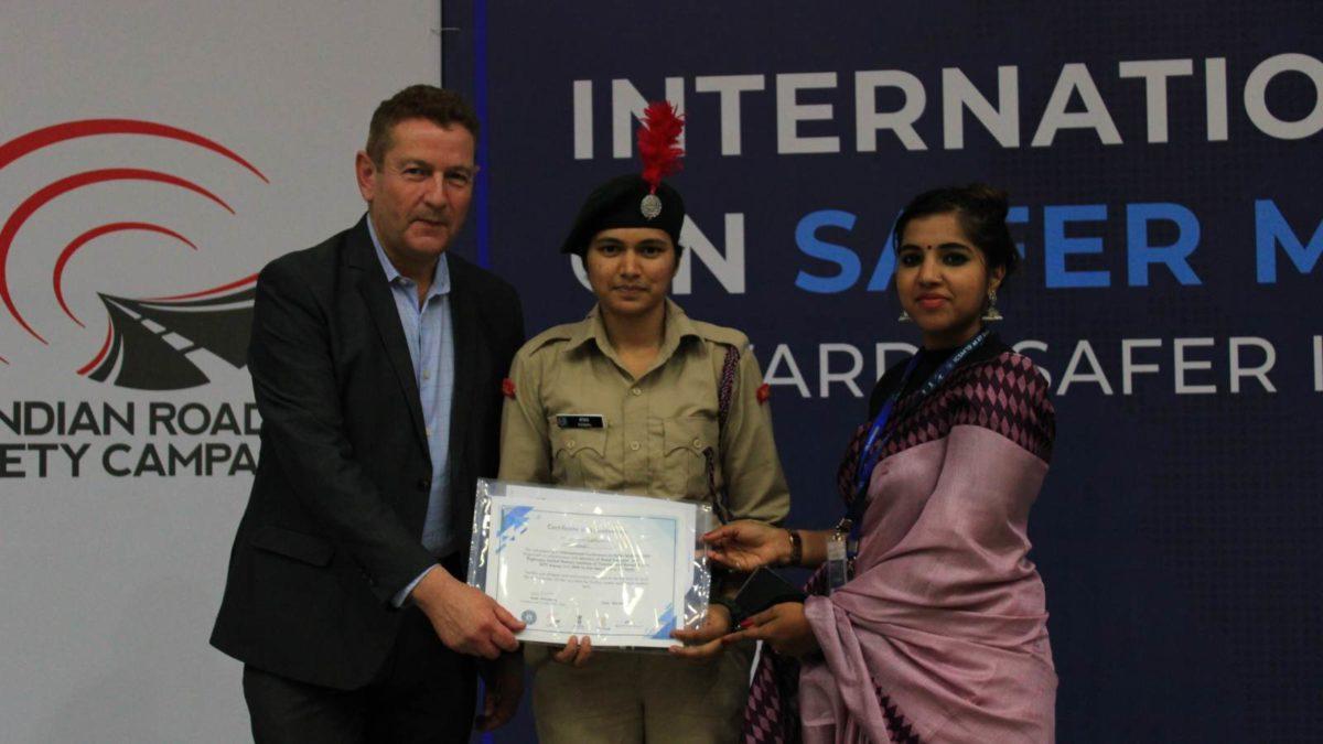 ICSM 2019 Certificate handout