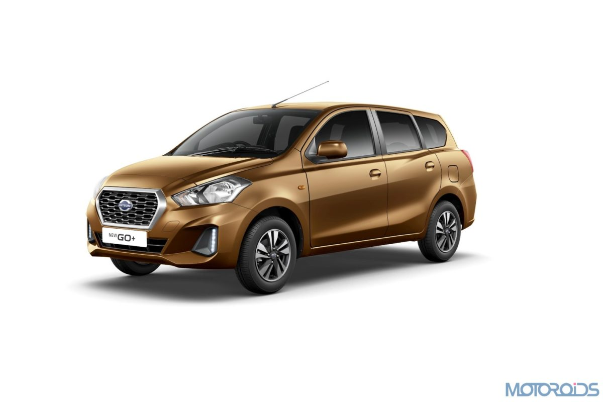 Introducing New Datsun GO+ with Vehicle Dynamic Control technology