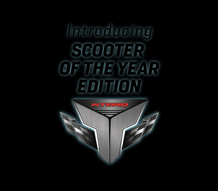Logo Scooter of The Year