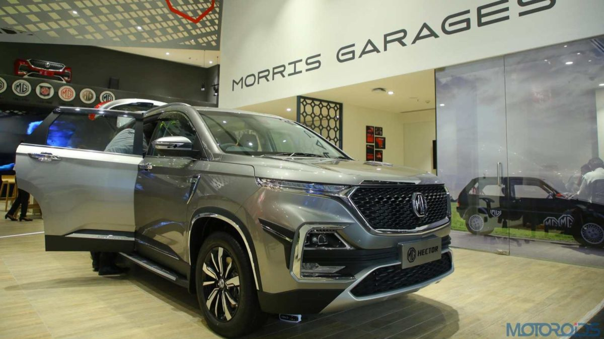 MG Hector Gurgaon