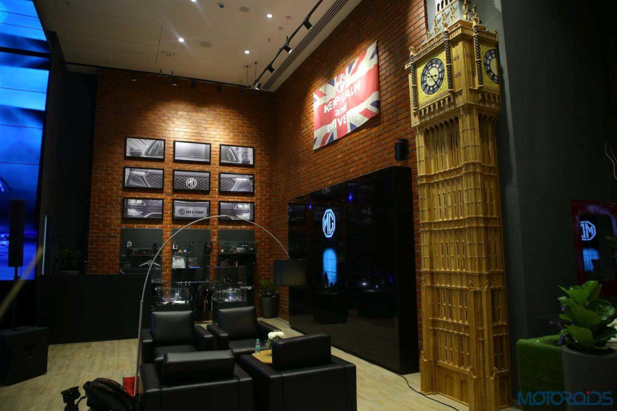 MG Motor India Flagship Store (5)