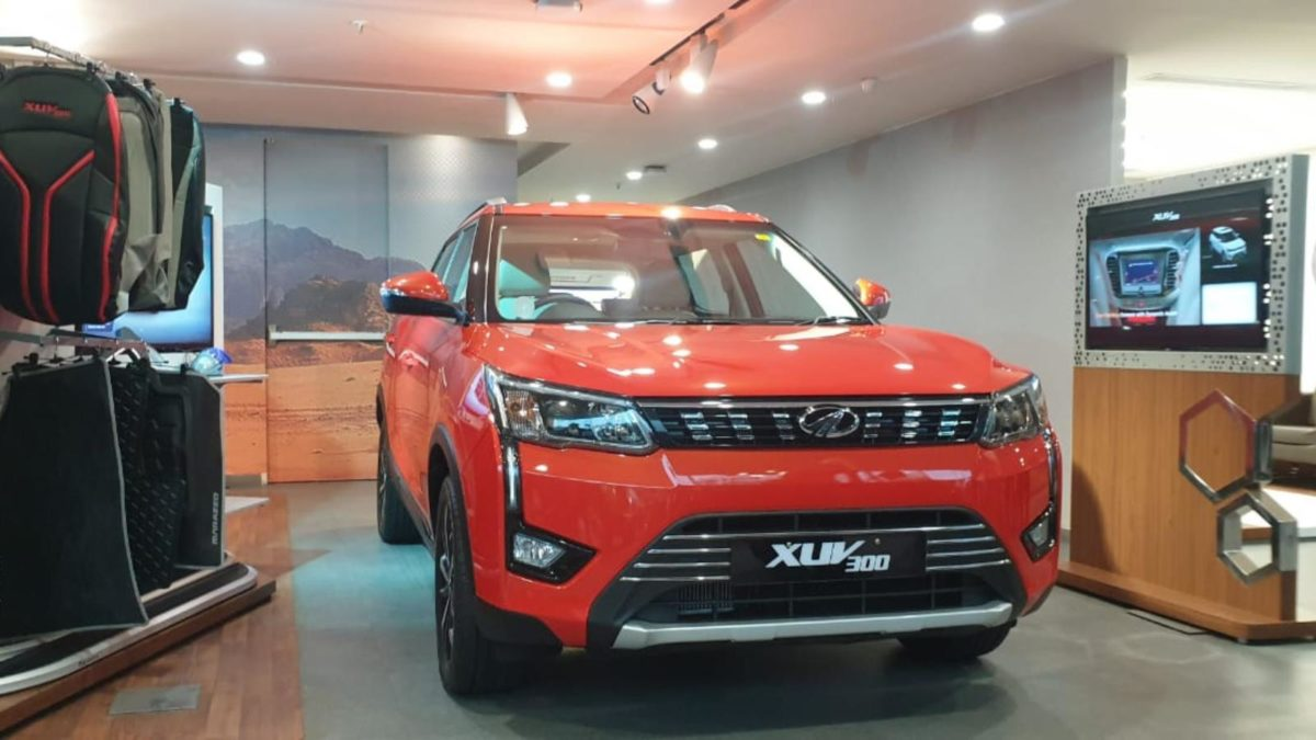Mahindra World of SUVs XUV300