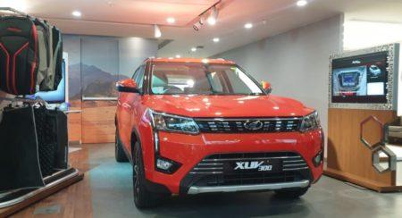 Mahindra World of SUVs XUV300