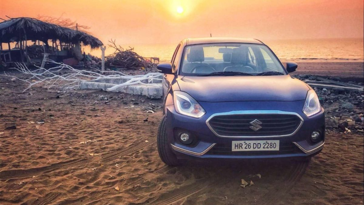Maruti Dzire featured