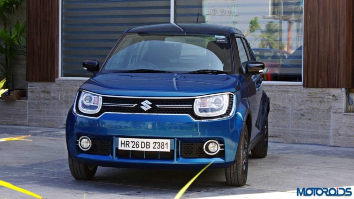 Maruti Ignis Review New Images 74 1200×798
