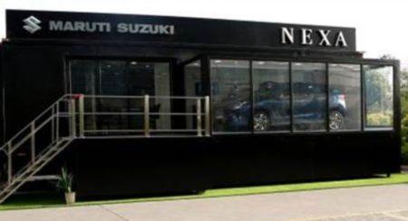Maruti Suzuki Nexa terminal featured
