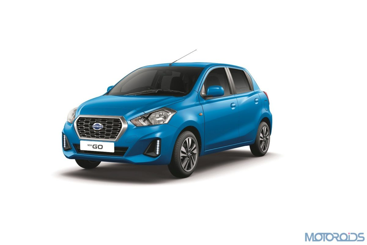 New colour launched for Datsun GO range – 'Vivid Blue'