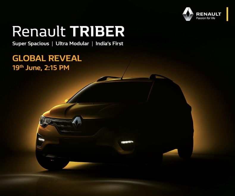 Renault Triber launch teaser (1)