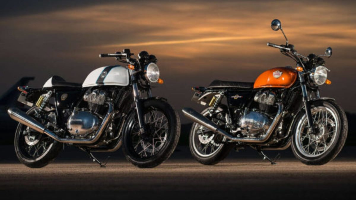 Royal Enfield 650 Twins featured