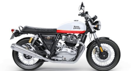 Royal Enfield Interceptor 650 Baker Express