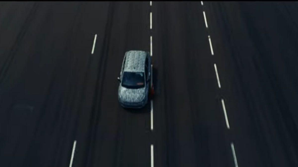 Tata Altroz teaser slalom test