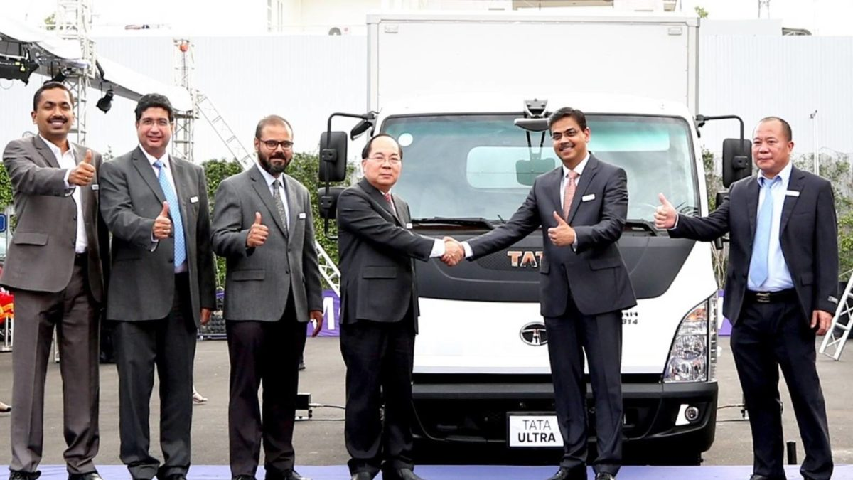 Tata Motors launches Ultra truck in Vietnam