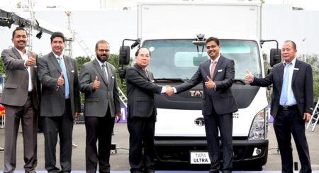 Tata Motors launches Ultra truck in Vietnam