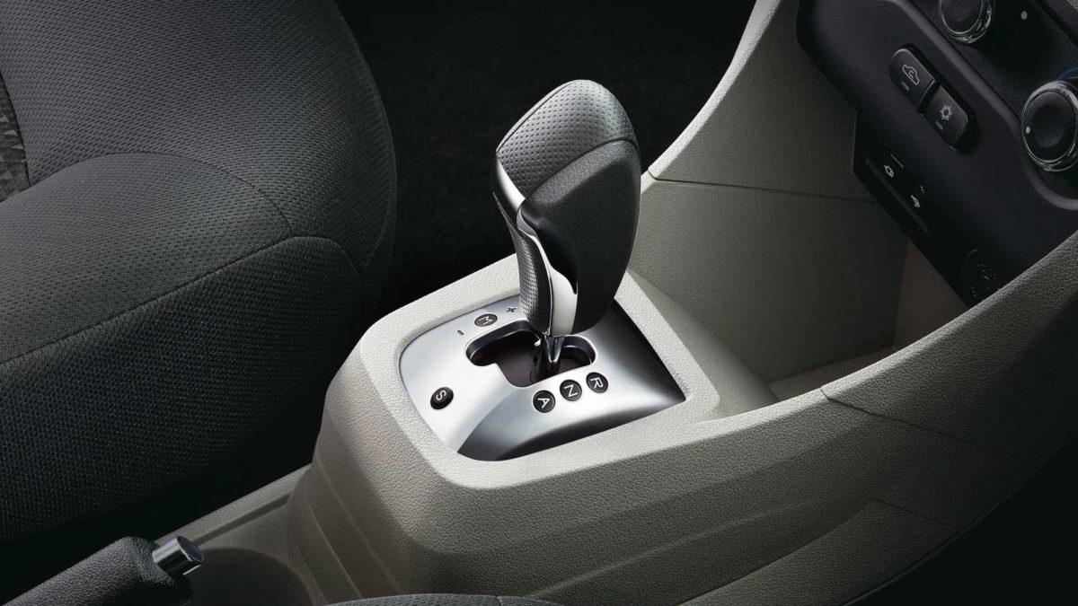Tata Tigor AMT gear knob