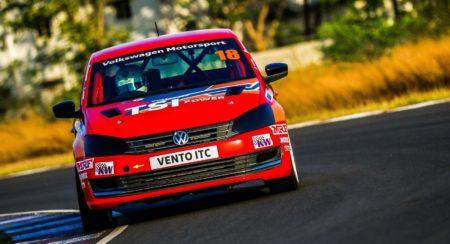Volkswagen Motorsport ITC Vento