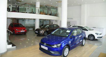 Volkswagen branch 2