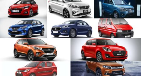best-selling cars in may 2019