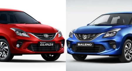 glanza vs baleno