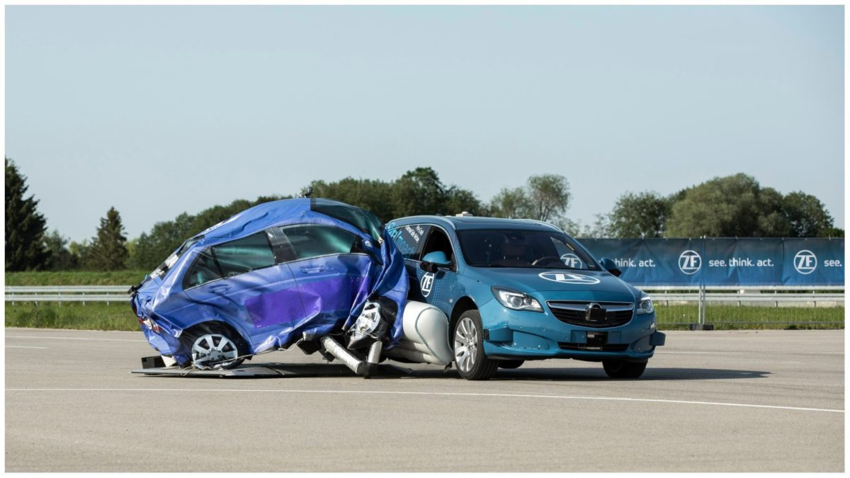 side airbag system 1