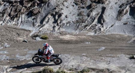 2019 Silkway Rally final stage