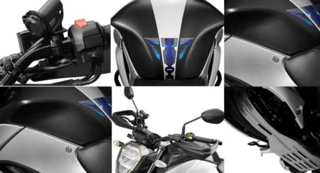 Official Accessories Of The 2019 Suzuki Gixxer 155 Revealed