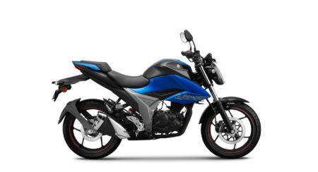 2019 Suzuki Gixxer Launched, Priced At INR 1 Lakh