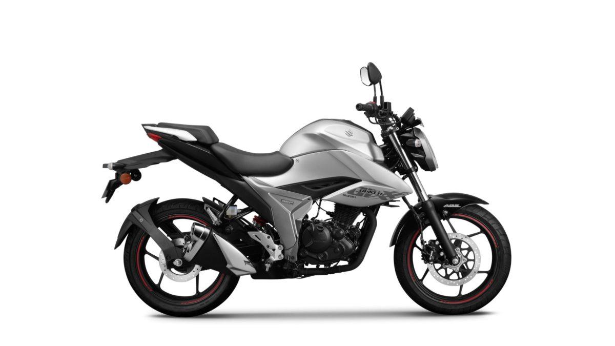 2019 Suzuki Gixxer Metallic Sonic