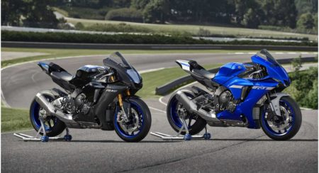 2020 Yamaha YZF-R1 And R1M Unveiled