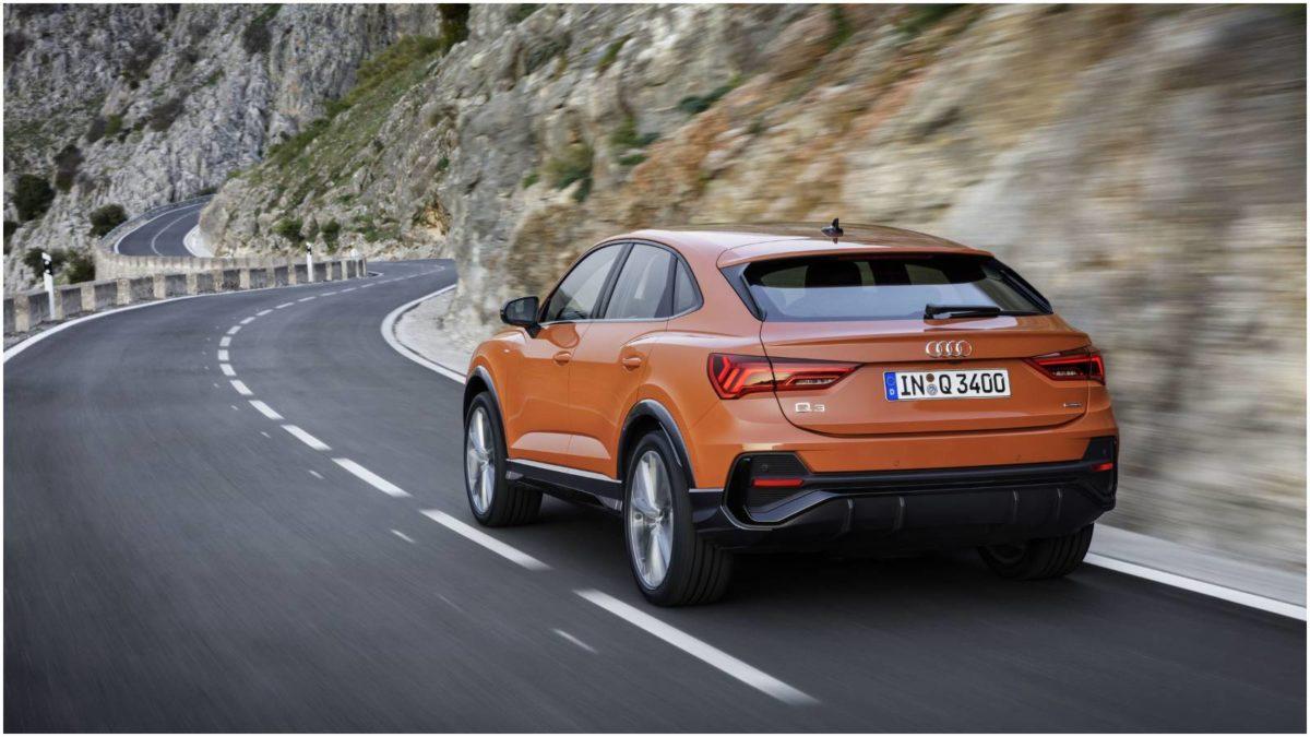 Audi Q3 Sportback 4