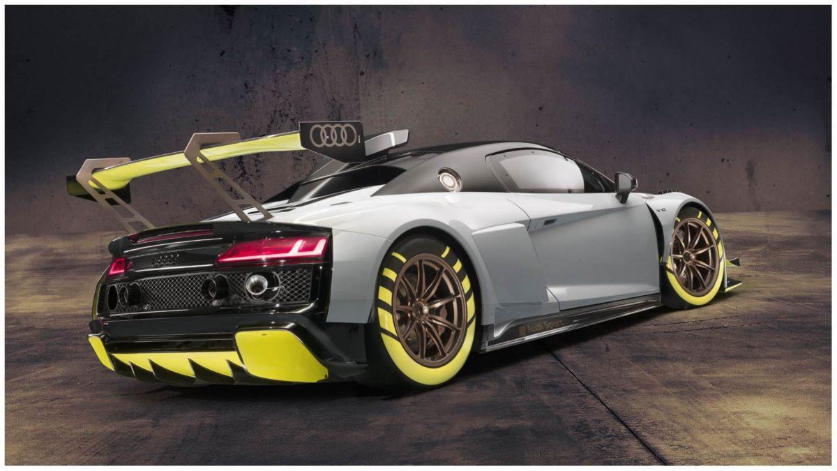 Audi R8 LMS GT2 5