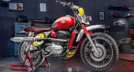 Autologue Design Scrambler 42 featured