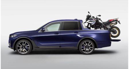 BMW X7 pickup 2