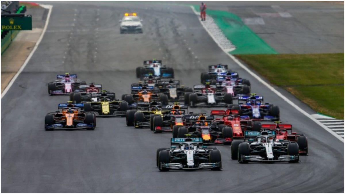 British GP Hamilton win 3