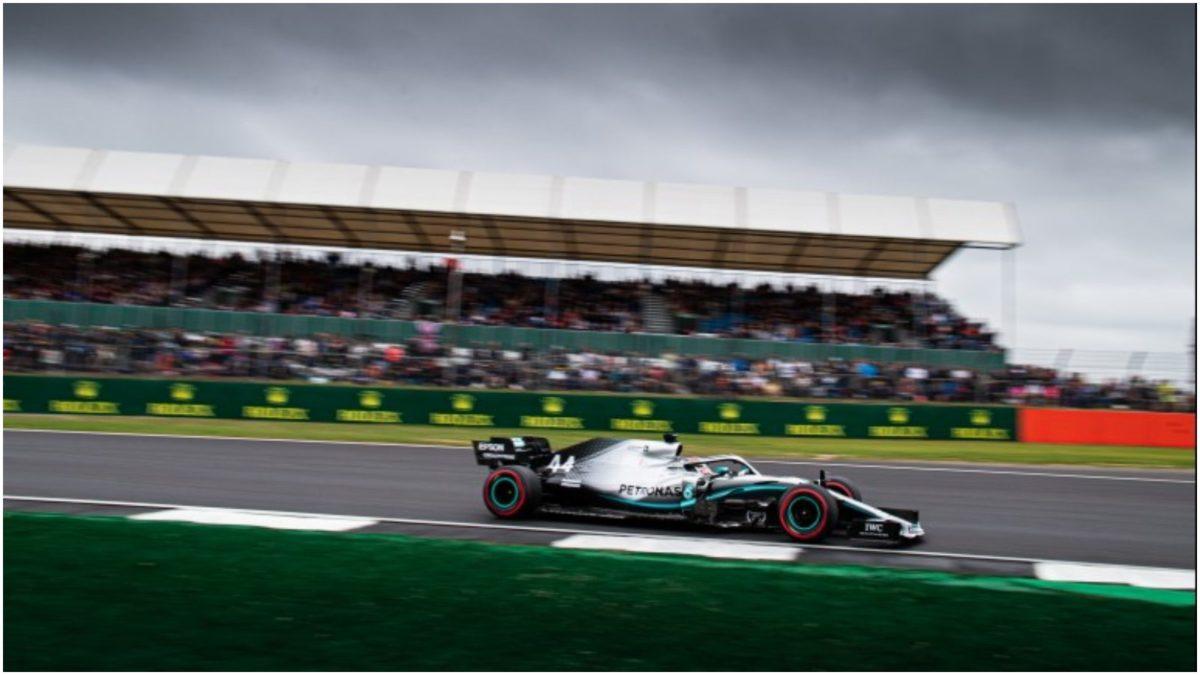 British GP Hamilton win 5