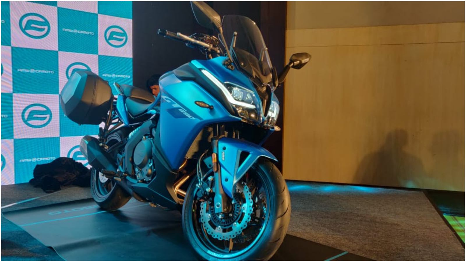 CFMoto Launches The New 650 GT, Prices Start From INR 5 49 Lakh
