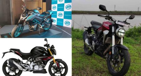 Paper Fight: CFmoto 300 NK vs Honda CB300R vs BMW G310 R