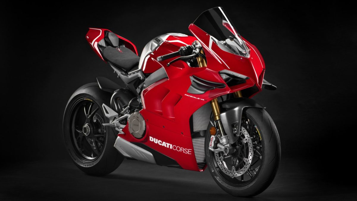 Ducati Panigale V4 R India