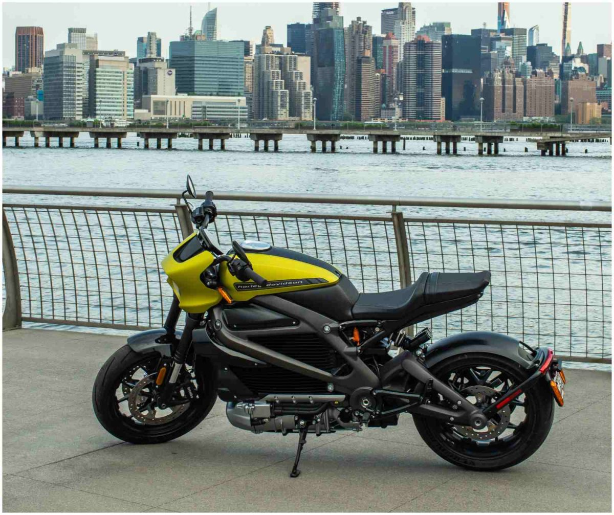 Harley Davidson Livewire 11