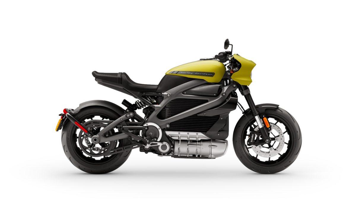 Harley Davidson Livewire 5