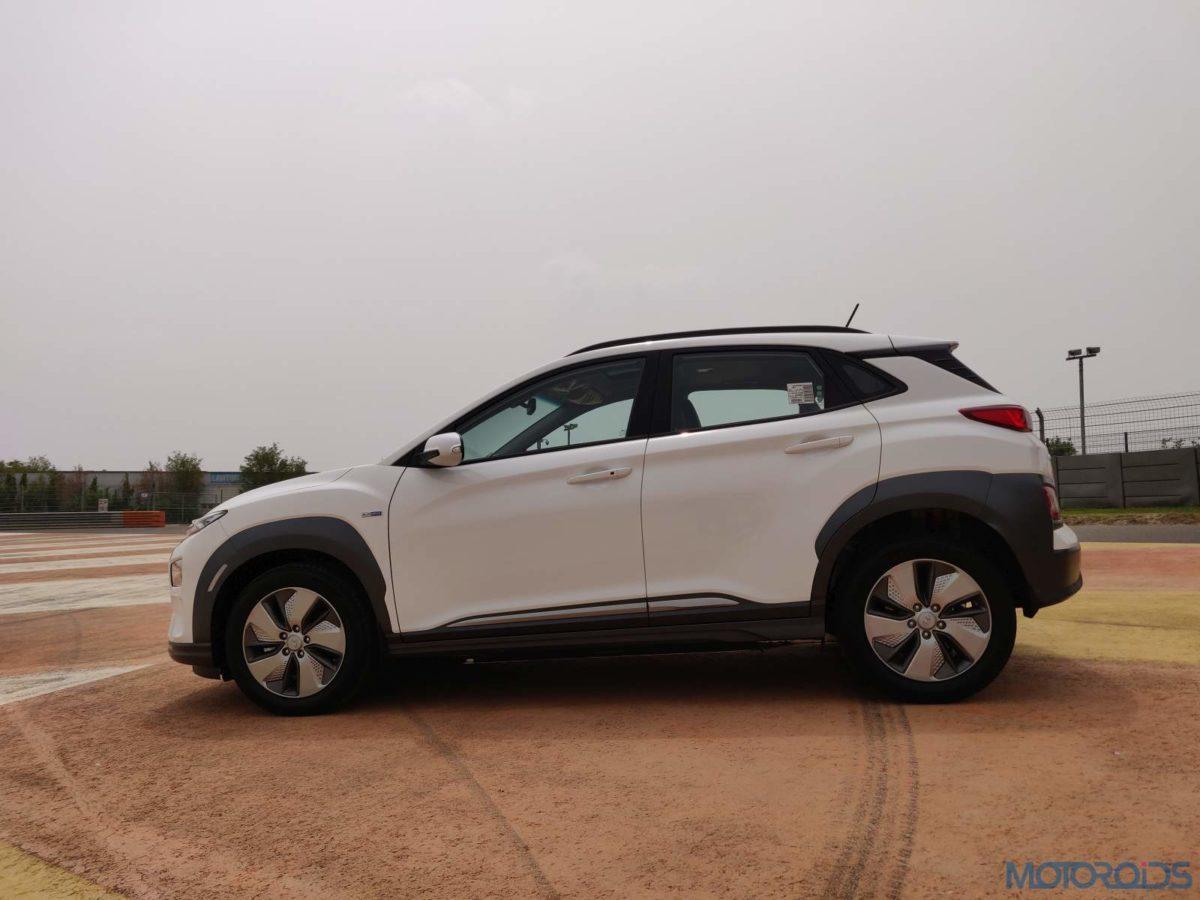 Hyundai Kona India Review side profile