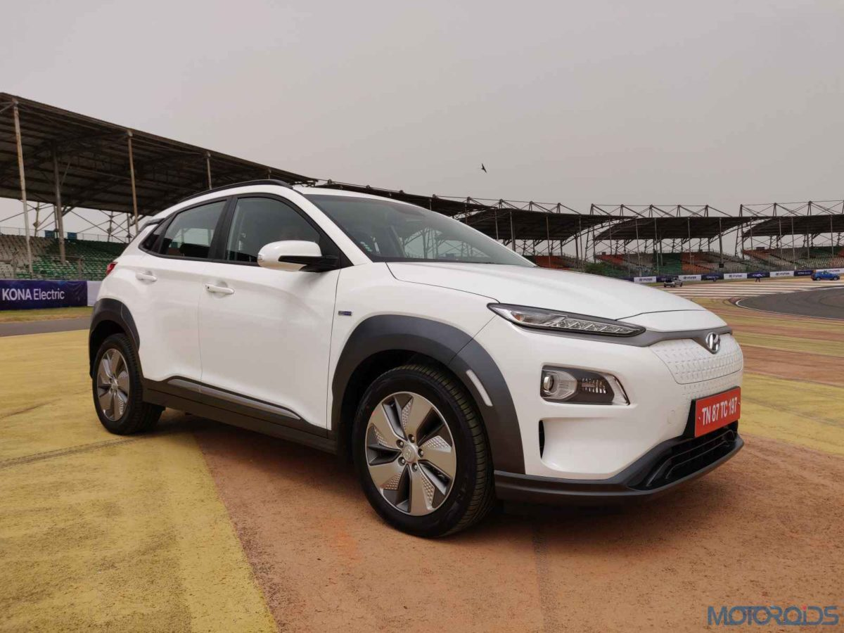 Hyundai Kona India Review wheels